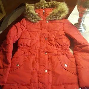 Girl's Puffer Jacket
